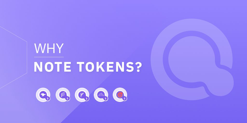 Note Tokens: The Biggest Business in the World