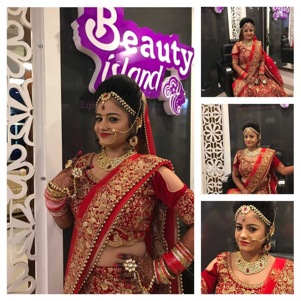 Best Beauty Parlour In Patna For Bridal Makeup By Adidli Medium