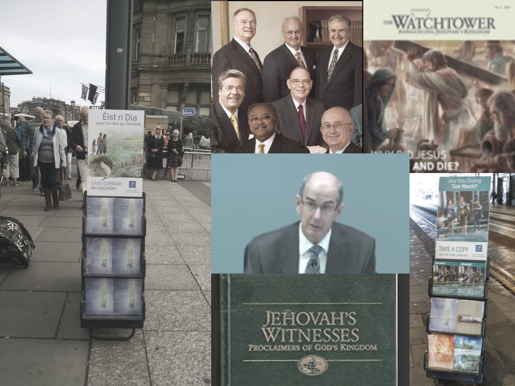 Jehovah's Witnesses: A Religion of Contradictions and Hypocrisy