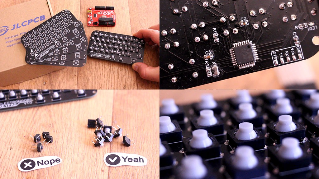 This Serial Keyboard Is Perfect for Typing On an Arduino