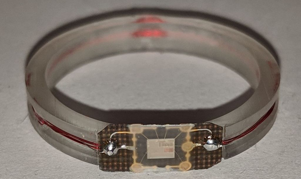 """Magical"""" NFC Ring Makes Credit Card Payments - Hackster Blog"""