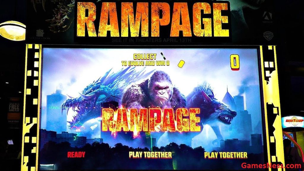 rampage total destruction gamecube cheat codes