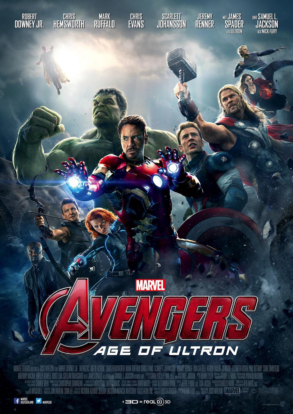Avengers: Age of Ultron. And for gosh sake, watch your language. | by Nigel  Hall | The Orange Blog | Medium