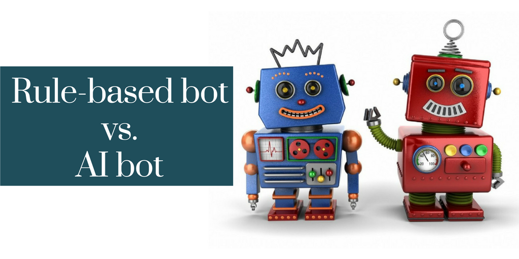 Which Is Best for You: Rule-Based Bots or AI Bots