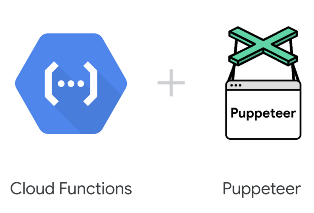 How to web scrape with Puppeteer in Google Cloud Functions
