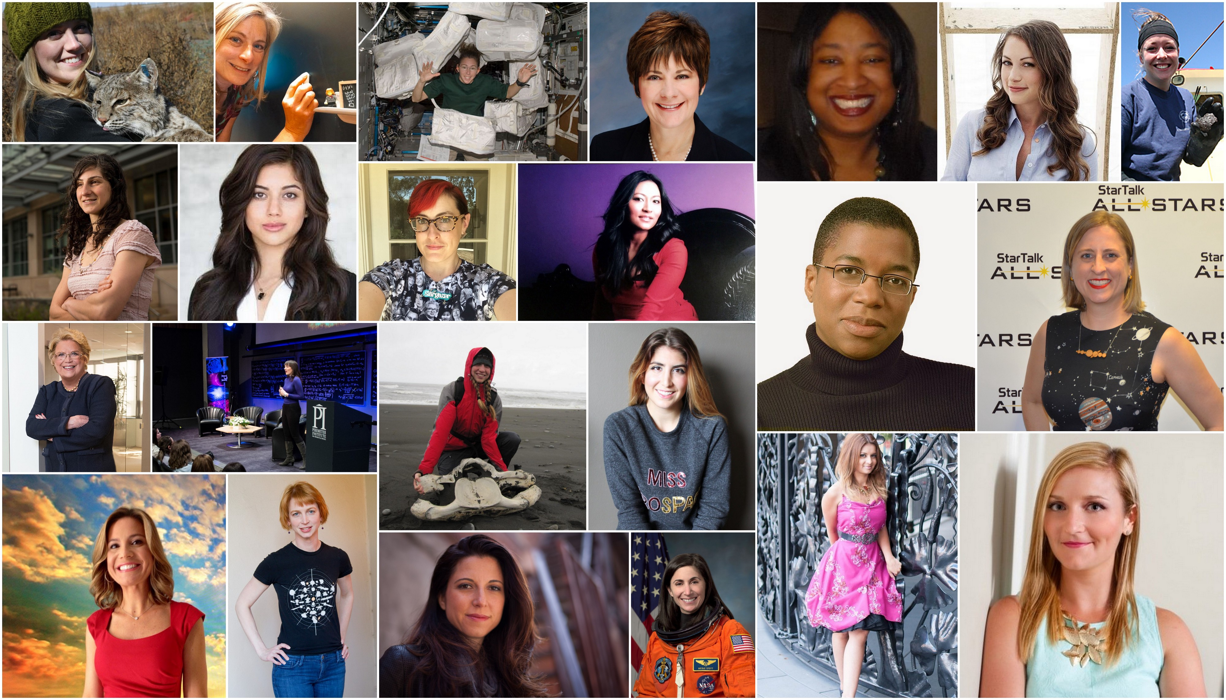Women in Science You Should Be Following On Social Media