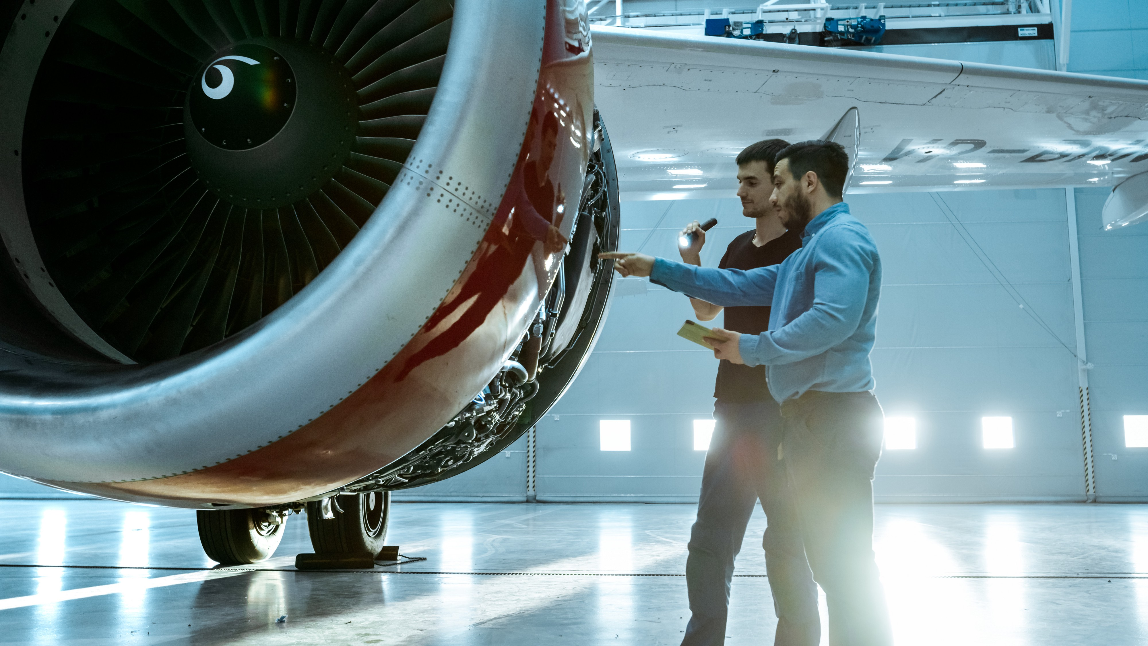 Blockchain Technology for Aerospace MRO and Parts Tracking   by ...