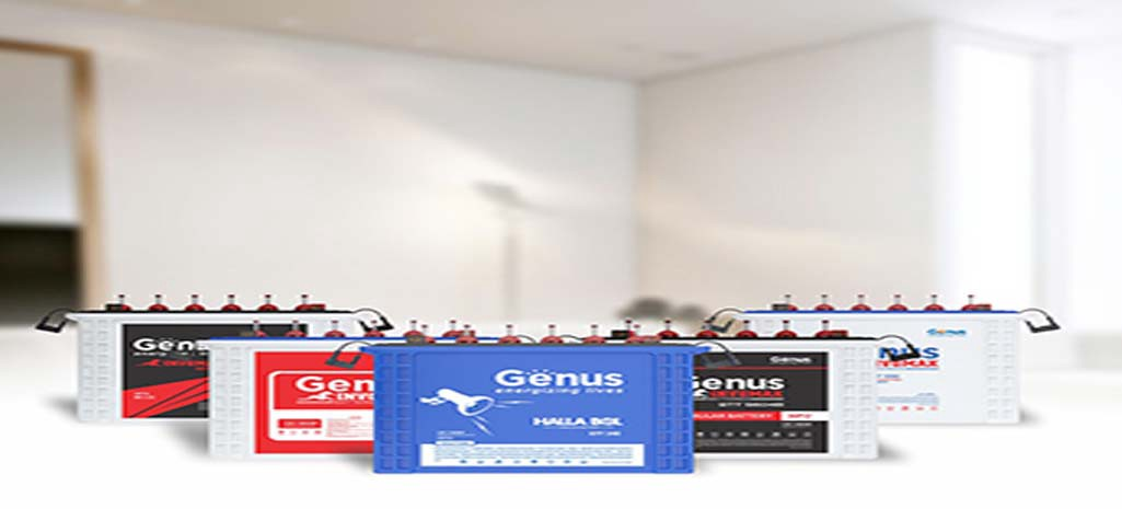 A battery is fundamental to a UPS and inverter  - Genus