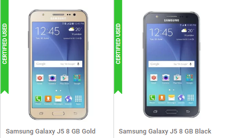 787529fcb70 The online stores have now brought a humongous hoard of Refurbished and Unboxed  Samsung Mobiles of all times for you to take leverage of all ...