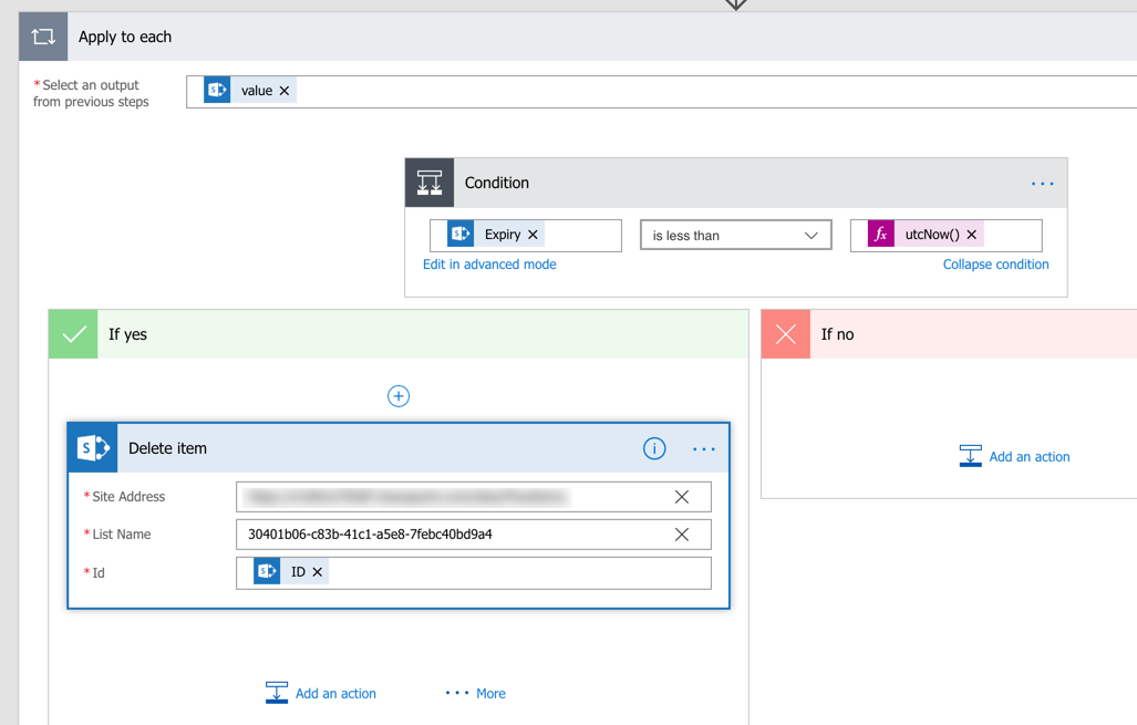 A Simple Document Expiry Solution with Microsoft Flow — Part One