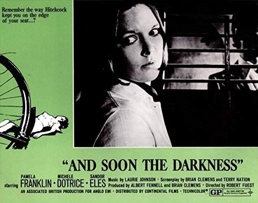 And Soon the Darkness 1970 movie review