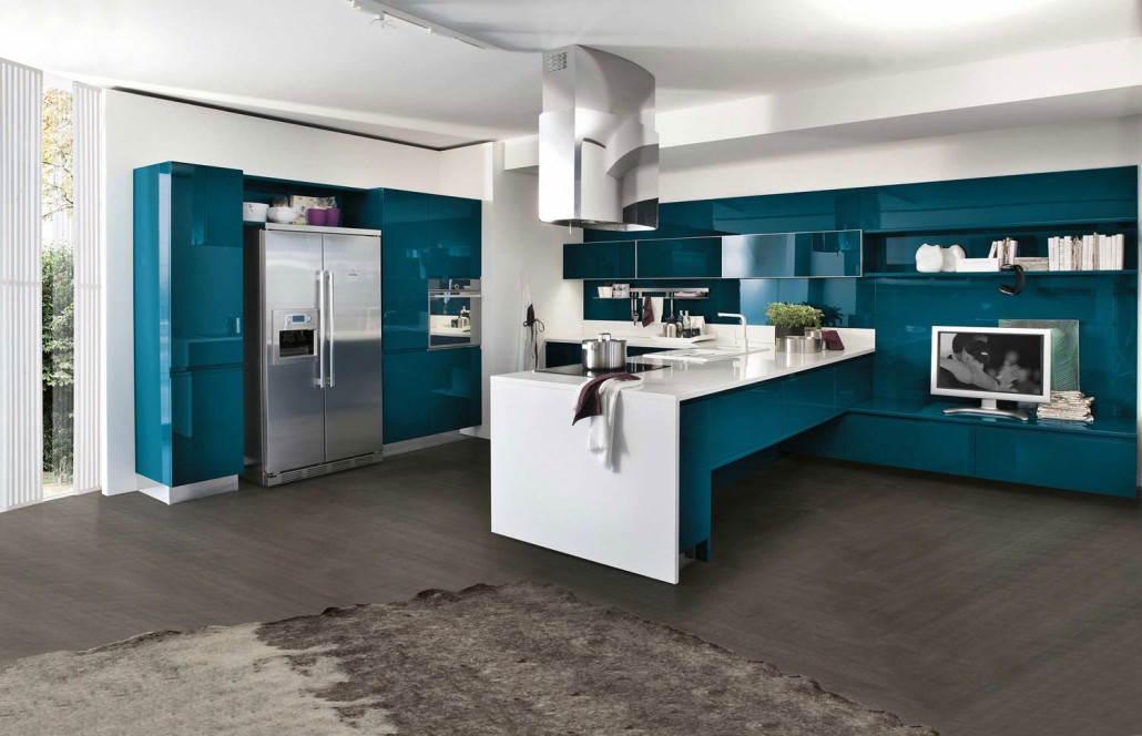 kitchens design in Dubai - RICCI MILAN - Medium