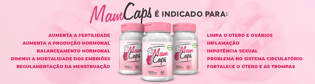 mam caps para que serve
