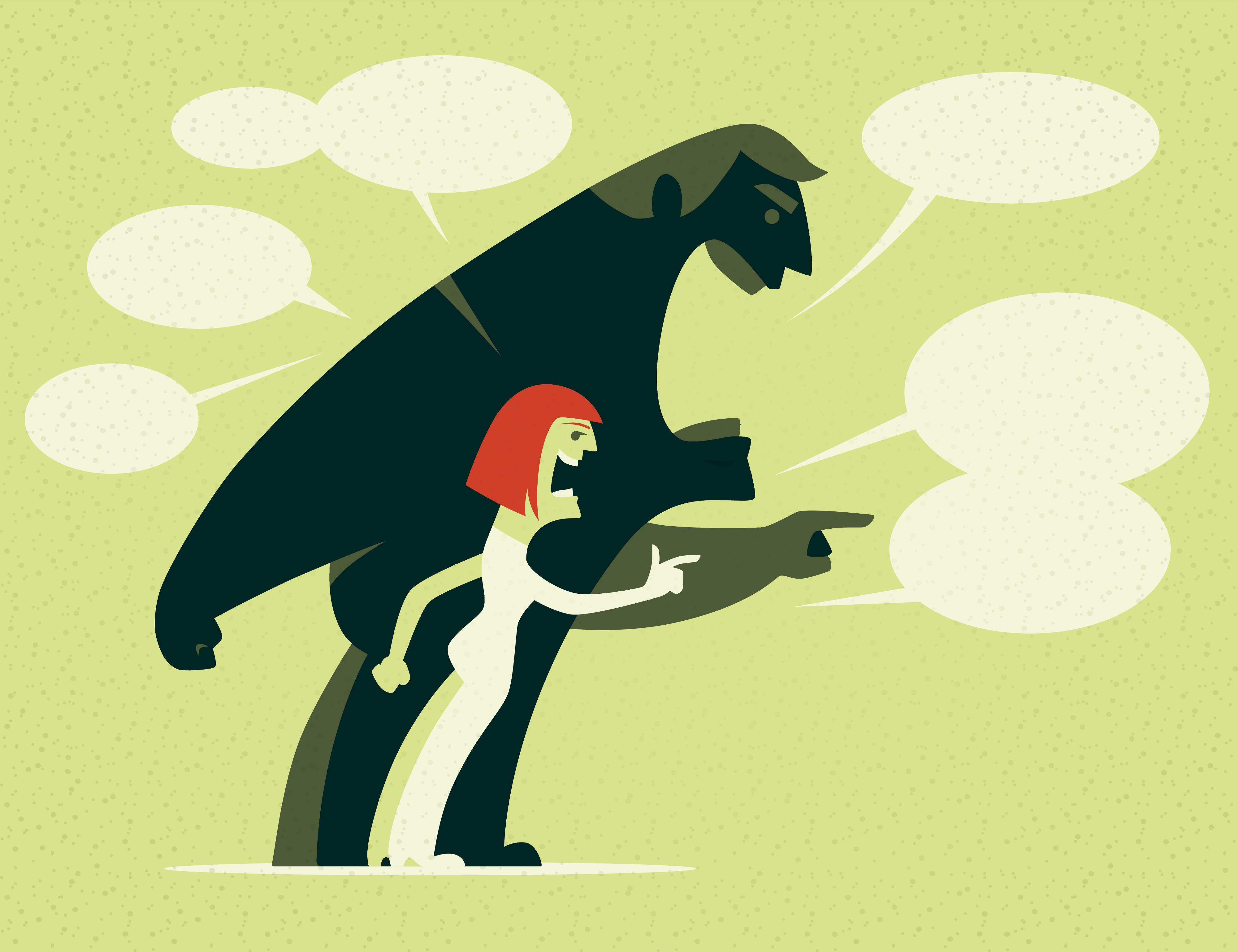 Why Women Don't Get to Be Angry. When men get angry, their power grows…   by  Soraya Chemaly   GEN
