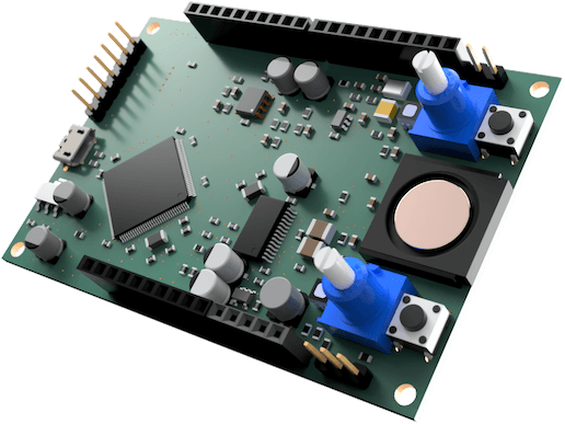 Chirp's Explorer Board Lets You Send and Receive Data-Over-Sound