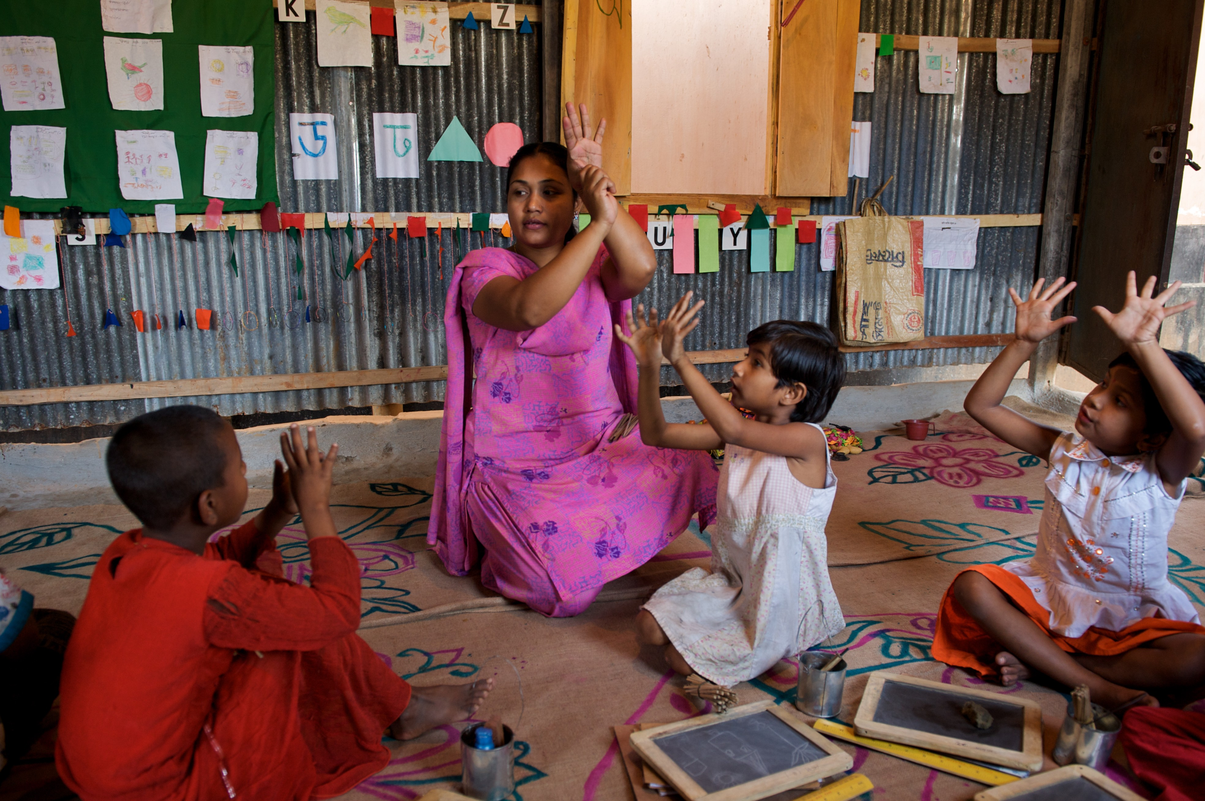 The Global Search for Education: Small May be Beautiful but
