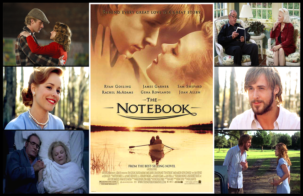 The notebook movie free no