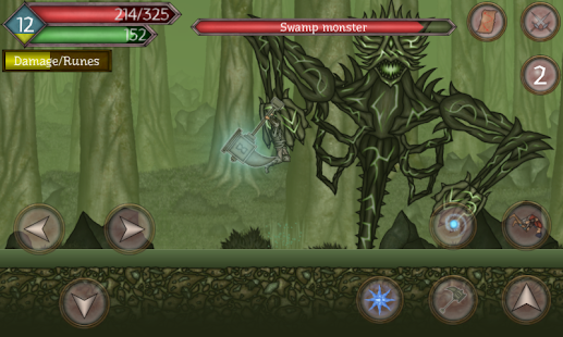 Runic Curse 1 07 Apk + Obb Data [Full Paid] for Android