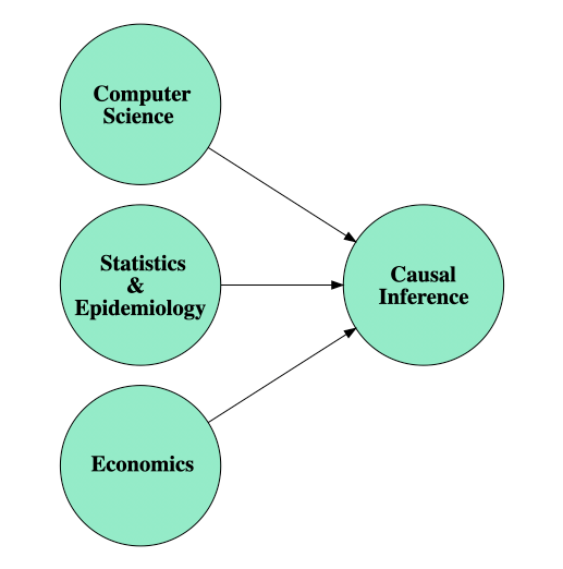 the computer science branch has been led by judea pearl  its first  influences go back to sewell wright in 1920's, when he wrote about  graphical models with