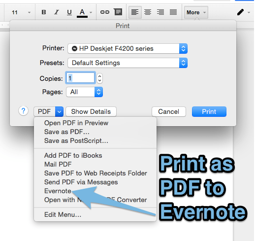 How to Get Your Stuff Into Evernote: 14 Time-Saving Strategies