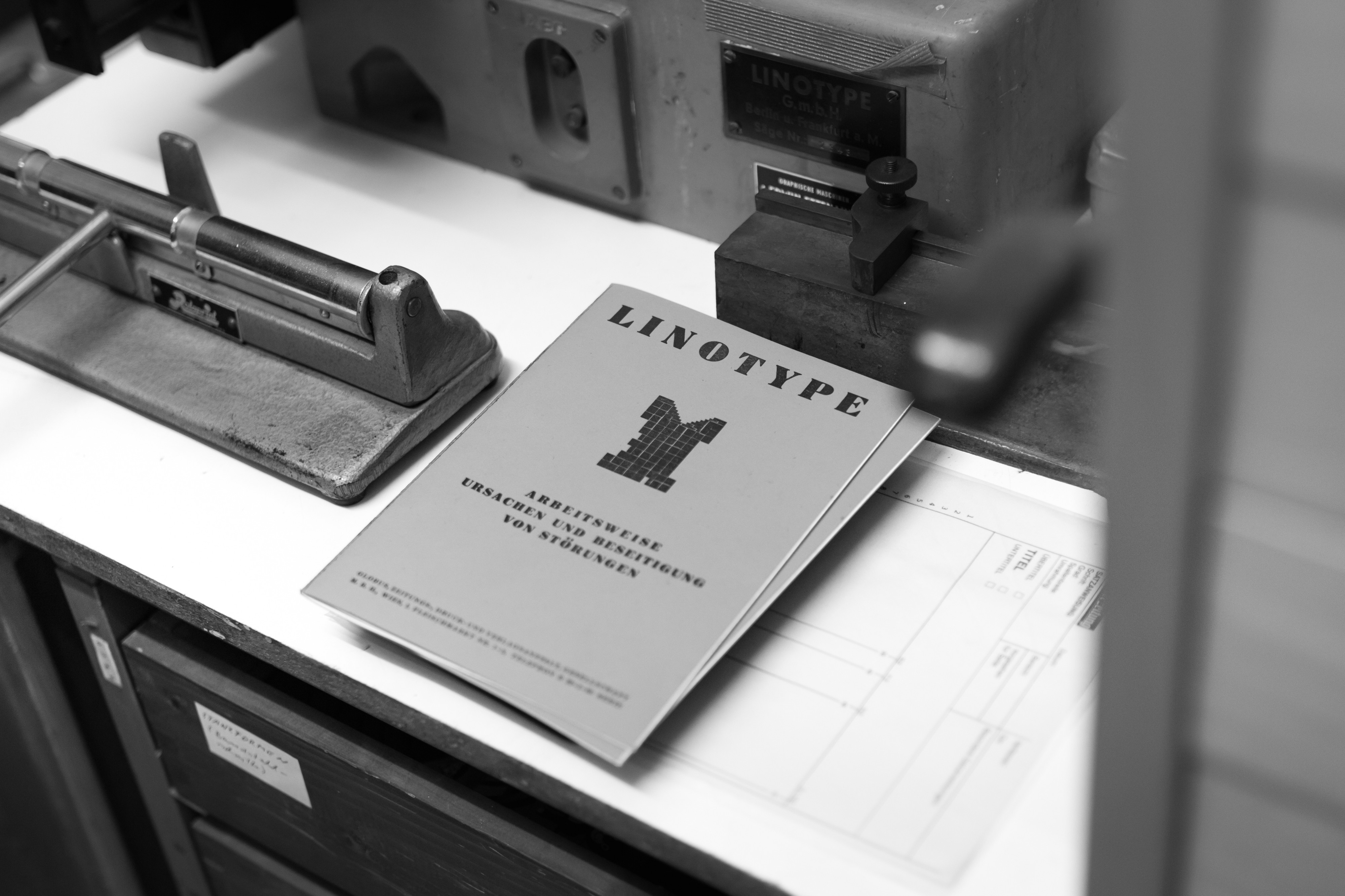 Mergenthaler's Linotype Gives A Model For Adapting To