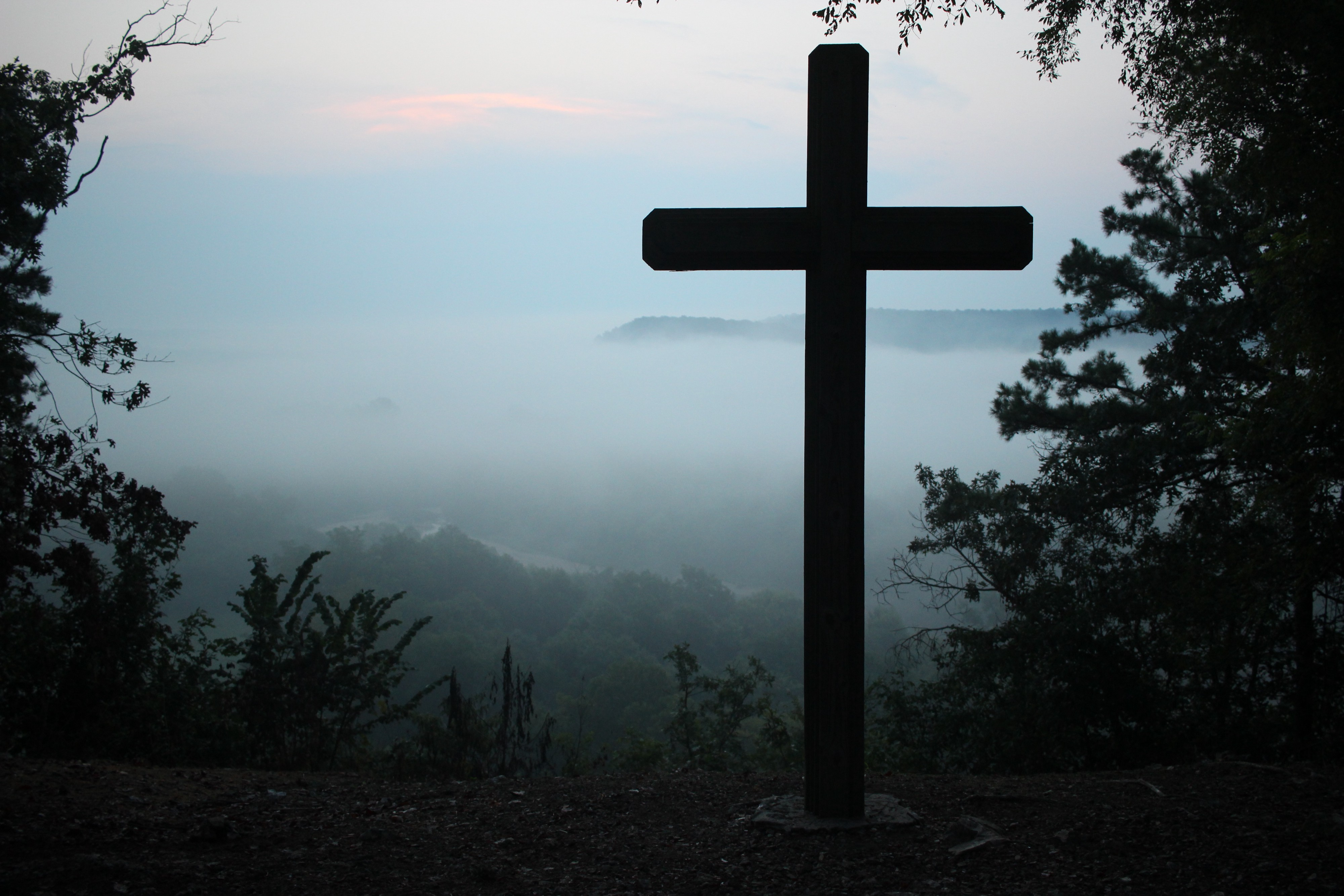 What was the cross like on Golgotha that day? What would it have been like to watch Jesus nailed to a cross?