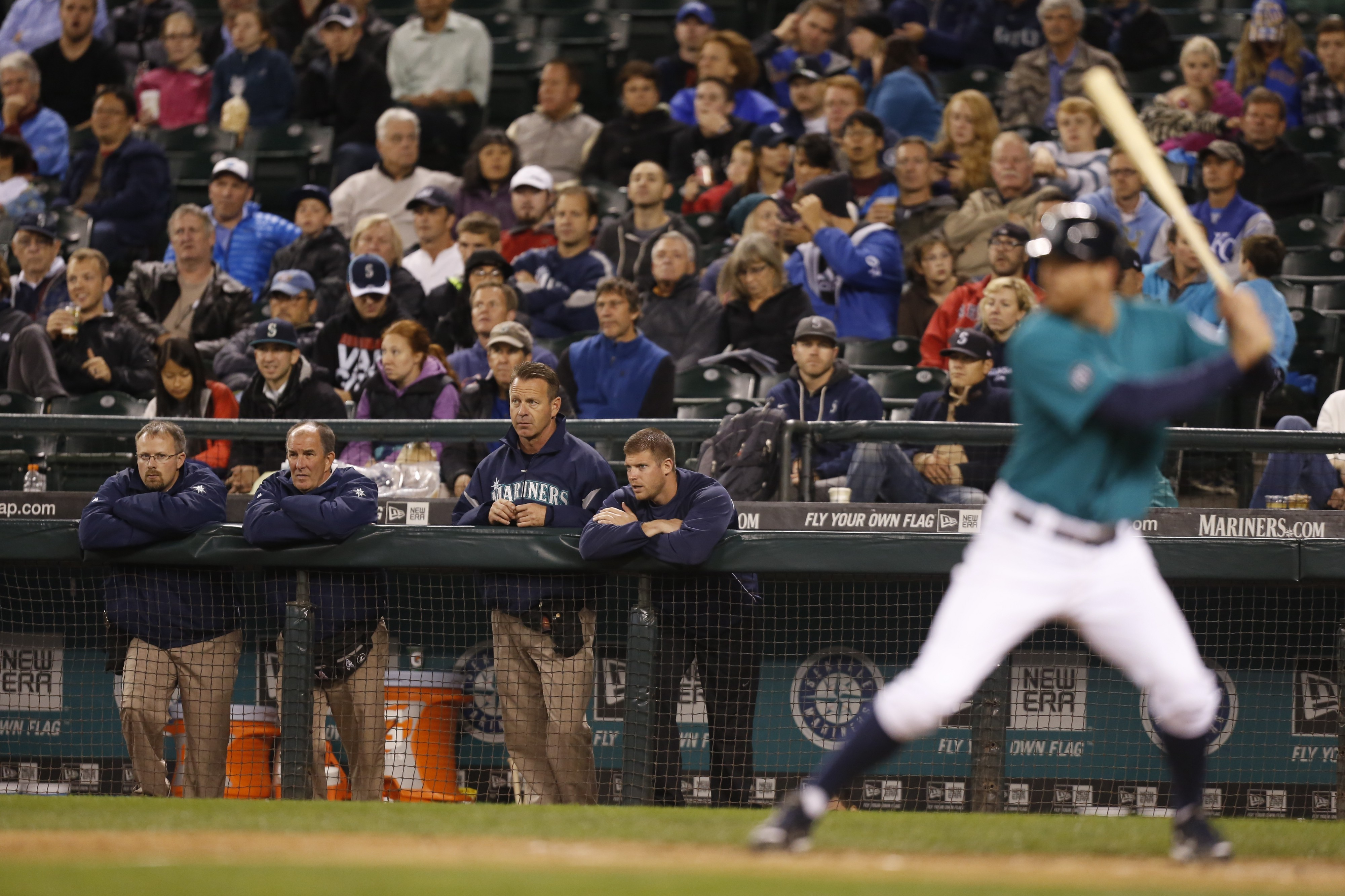 Mariners Medical Staff Named Best In Baseball - From the