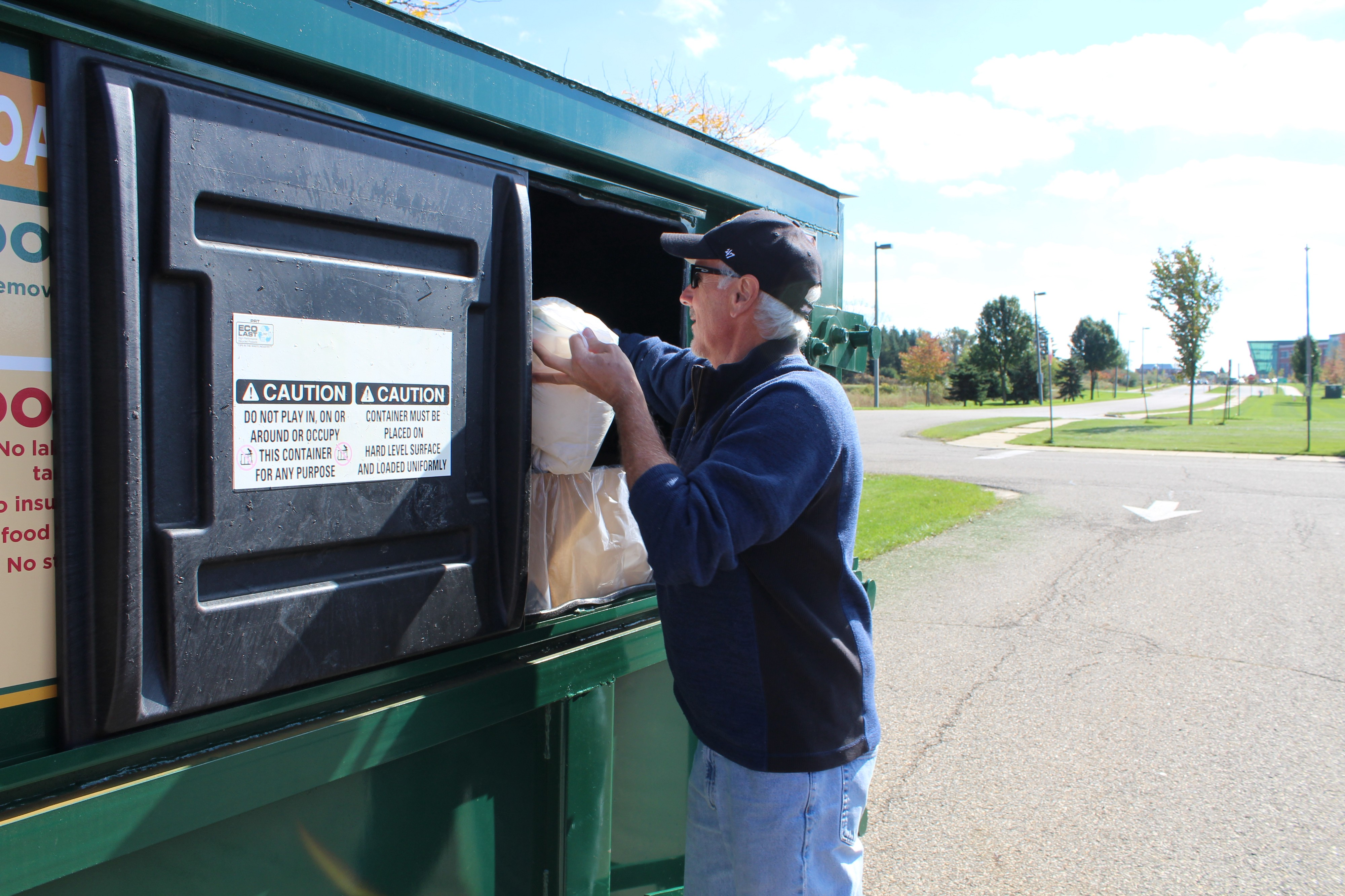 Drop-off sites aim to increase polystyrene recycling