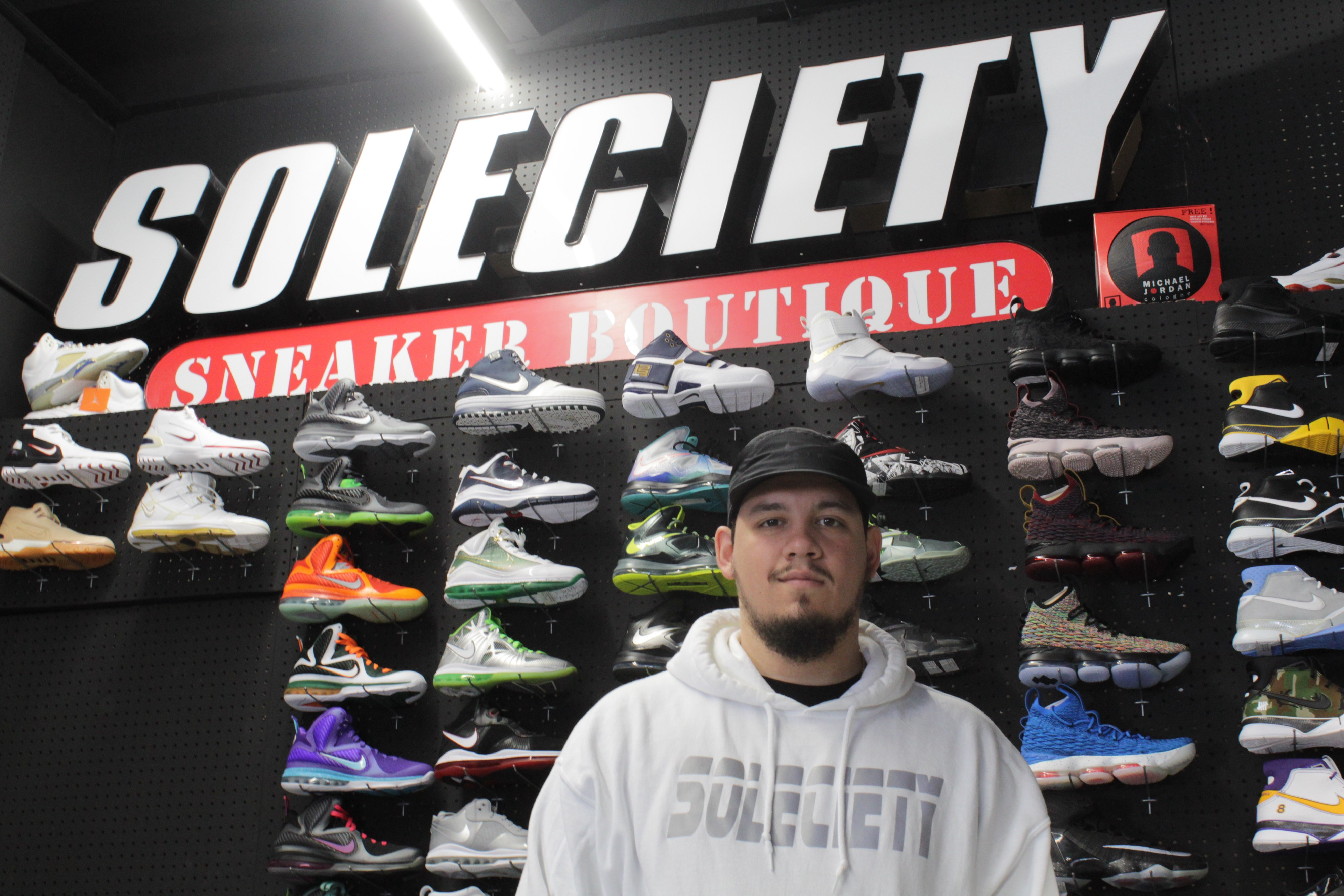 Soleciety is Tampa's Premier Sneaker