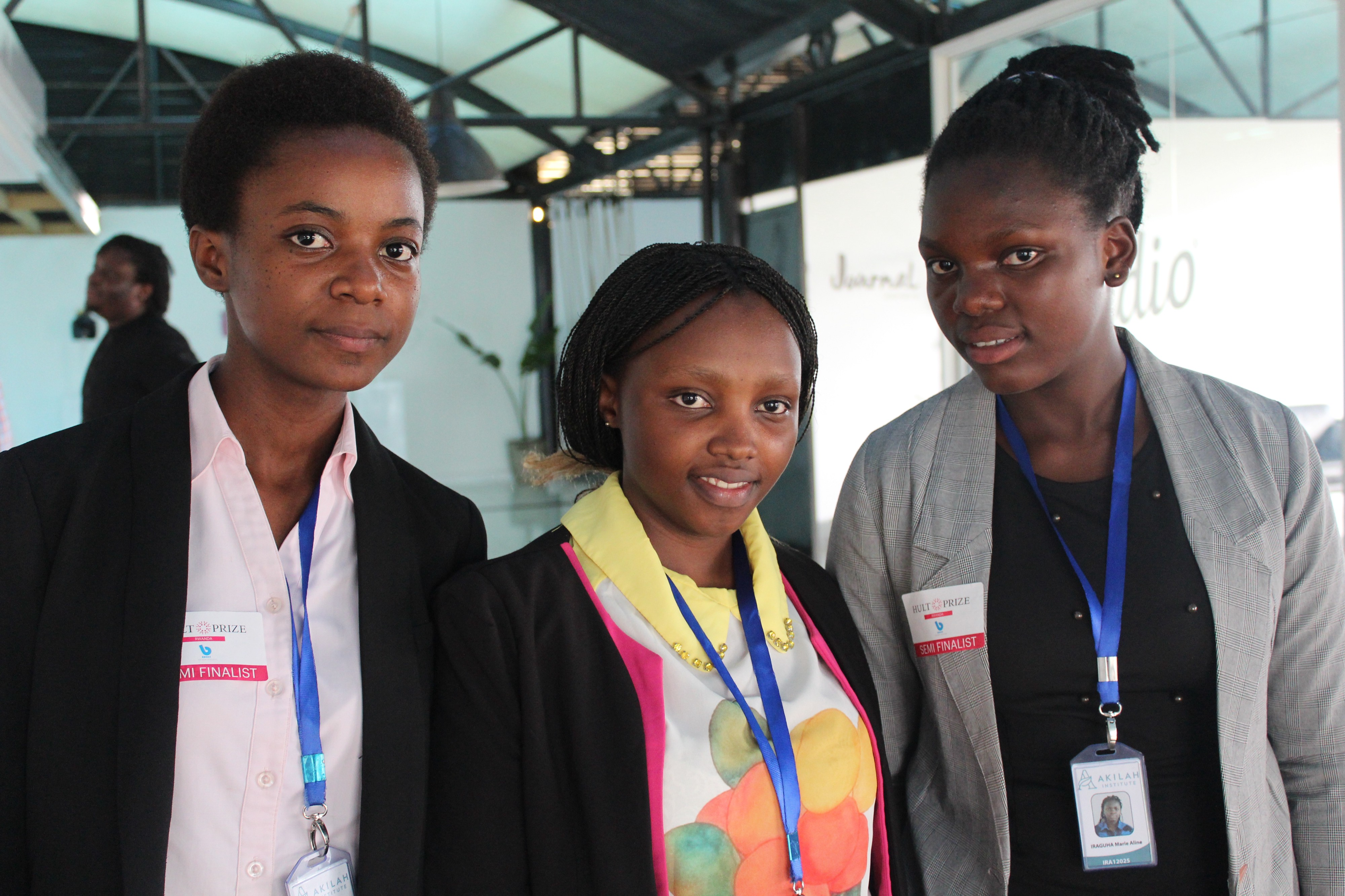 Akilah Students Compete for Hult Prize With Sustainable
