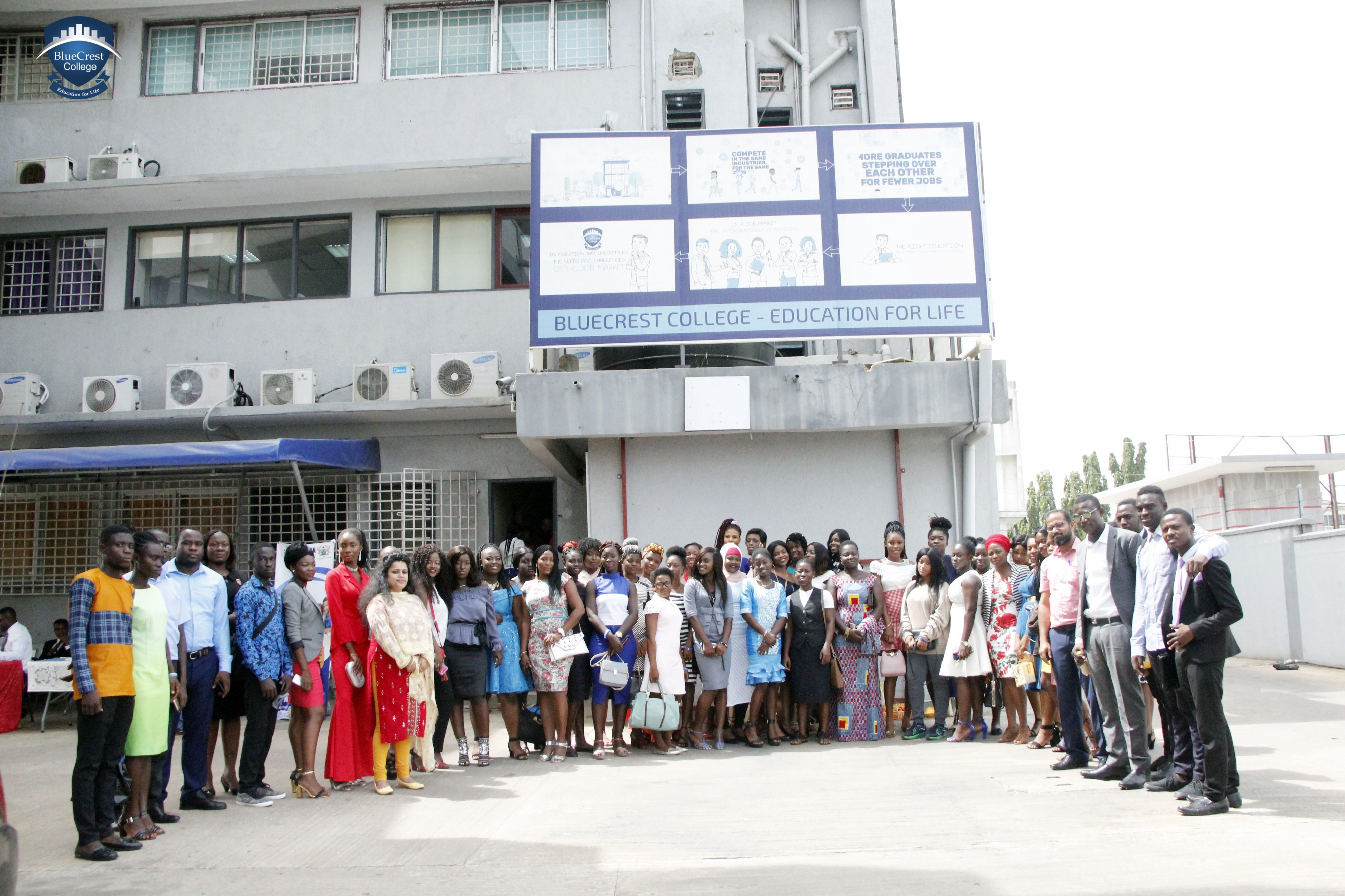 Bluecrest College Holds 18th Matriculation Ceremony By Bluecrest College Ghana Optimusmaximus Medium