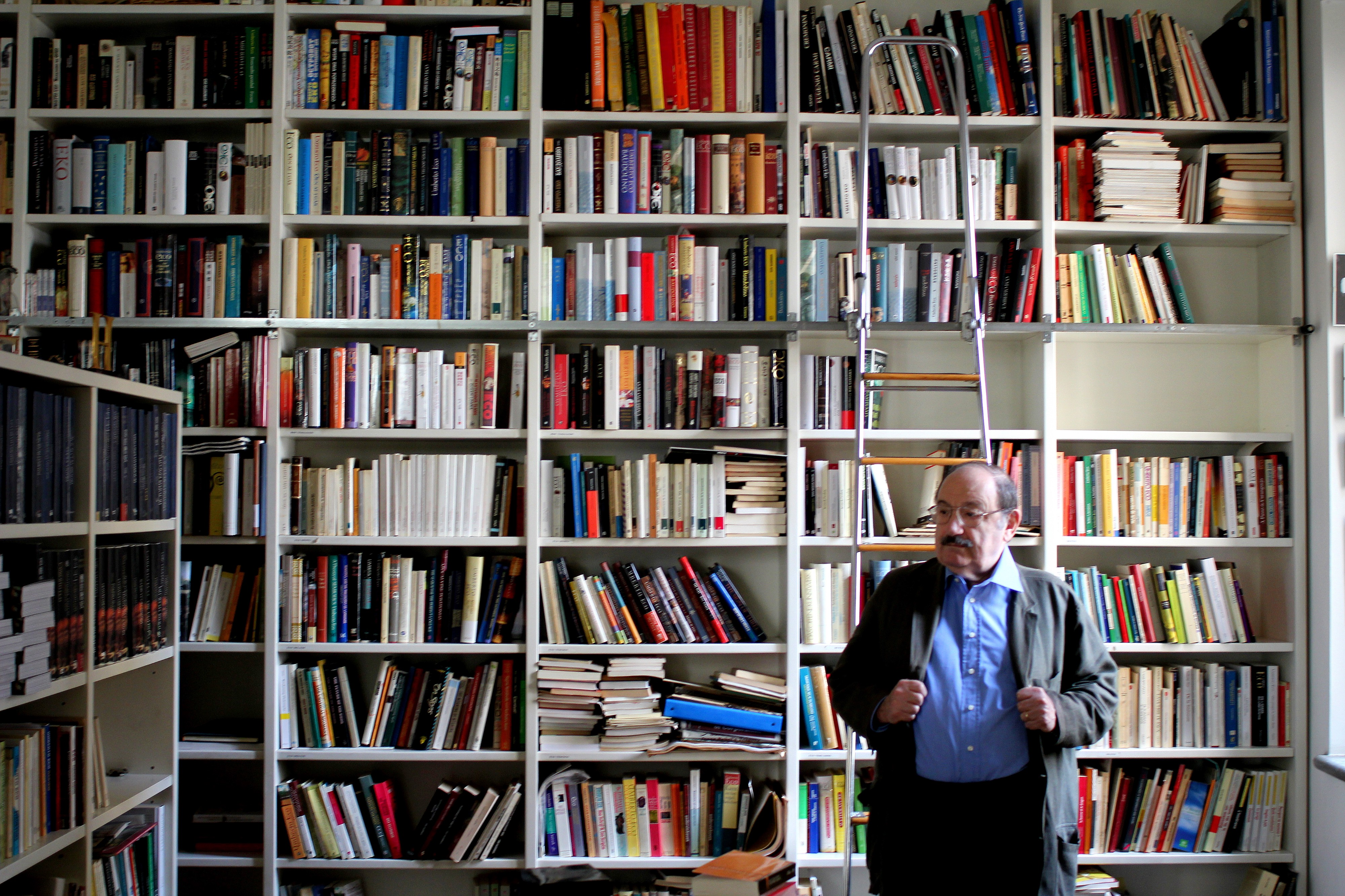 Archival Interview: Umberto Eco on Truth, Fiction, and the