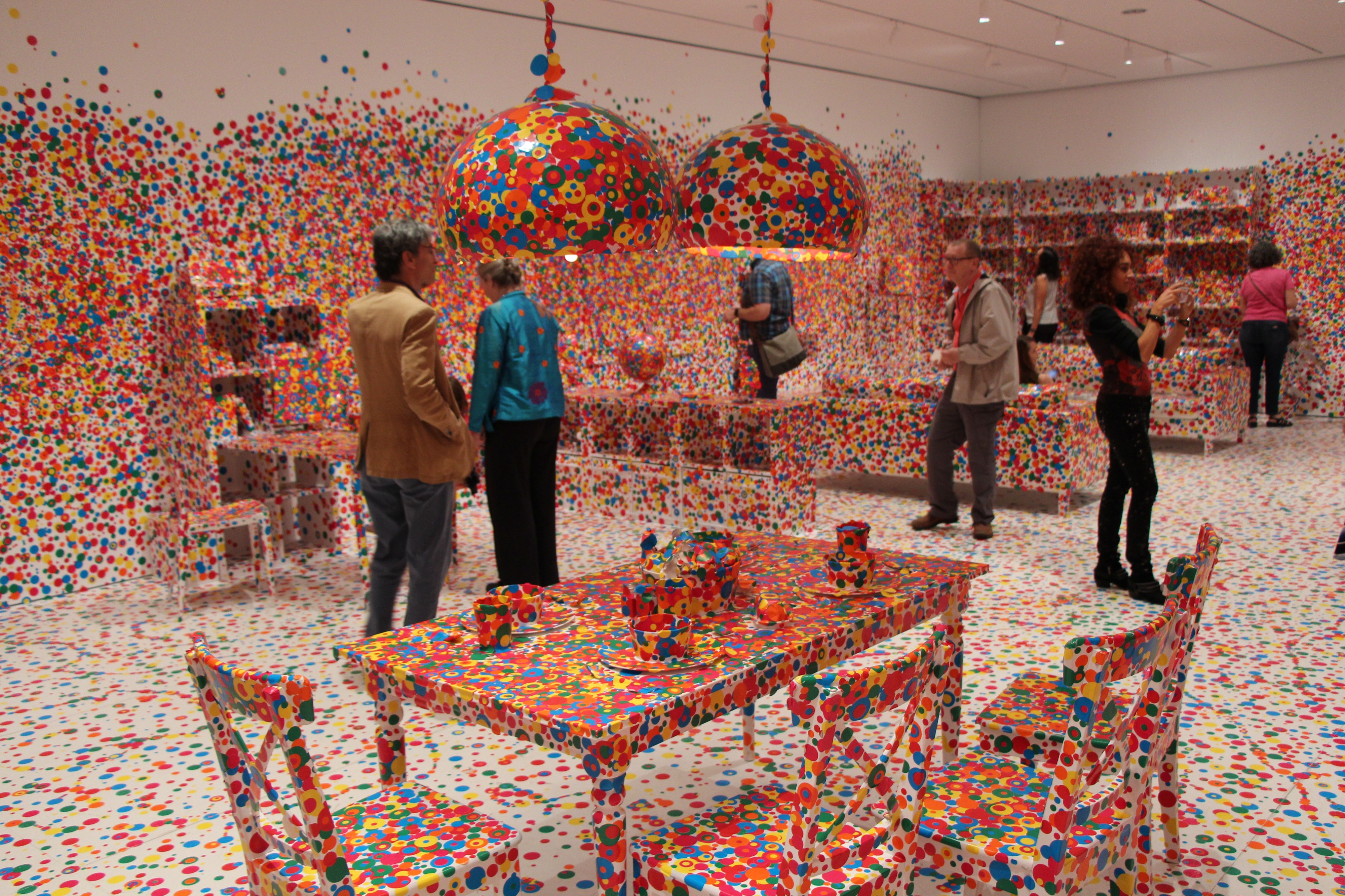 To Infinity and Beyond: Inside The Obliteration Room at the