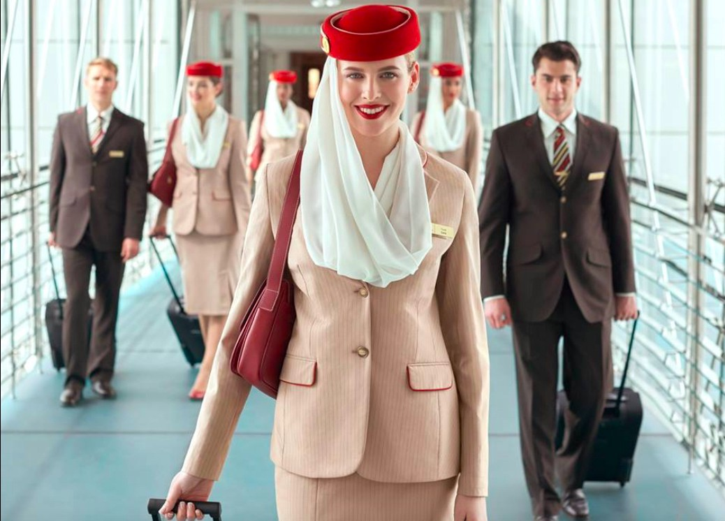 Emirates Advertises Cabin Crew Recruitment to the World