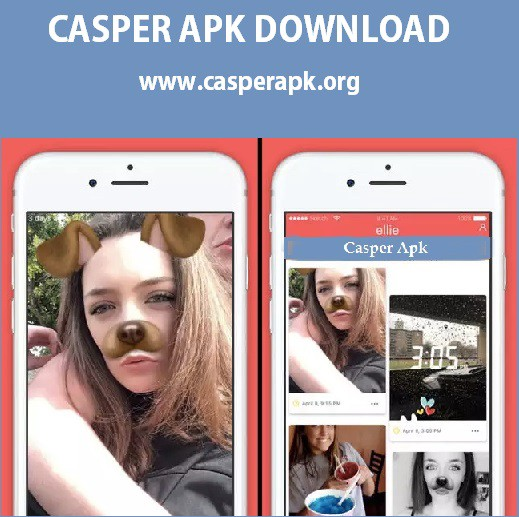 Casper For Snapchat Download for your Android Devices