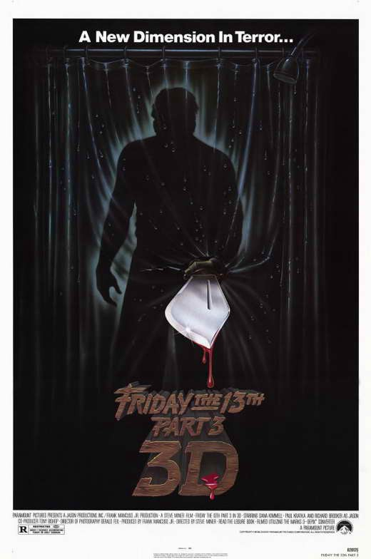 Movie Review Friday The 13th Part Iii 1982 As Vast As Space