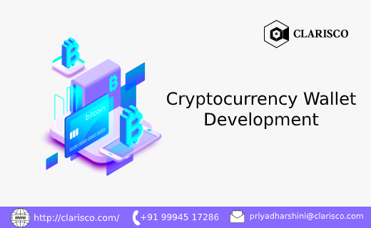 cryptocurrency wallet development in india
