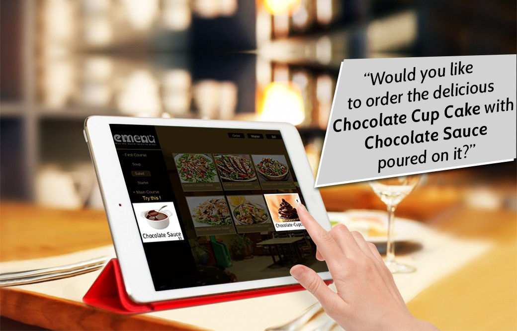 Boost Up Your Restaurant Sales With Upselling and Cross