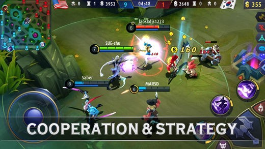 Be Glorious in Mobile Legends: Bang Bang! - cictwvsu-online