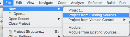 """What is wrong with my IntelliJ IDEA ?"""" - Powerspace Engineering"""