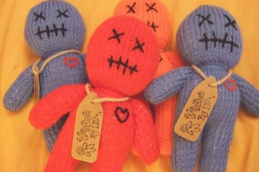 The Voodoo Doll as a smartphone