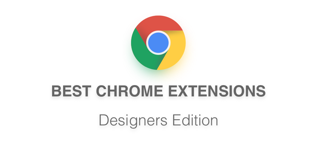Best Chrome extensions for designers - UX Planet