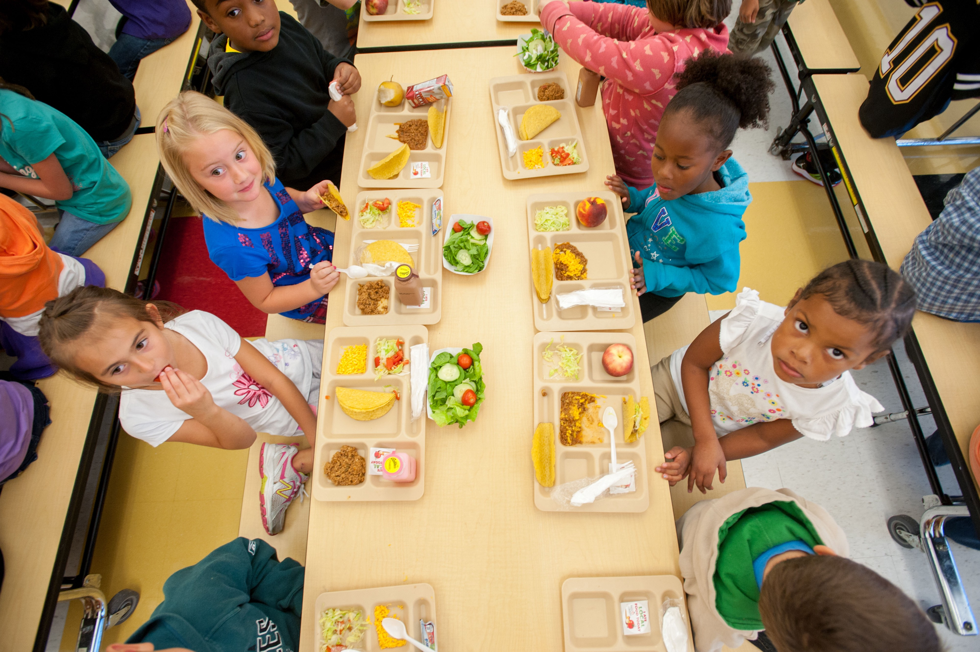 School Lunches Are Too Short  And That's A Problem - BRIGHT