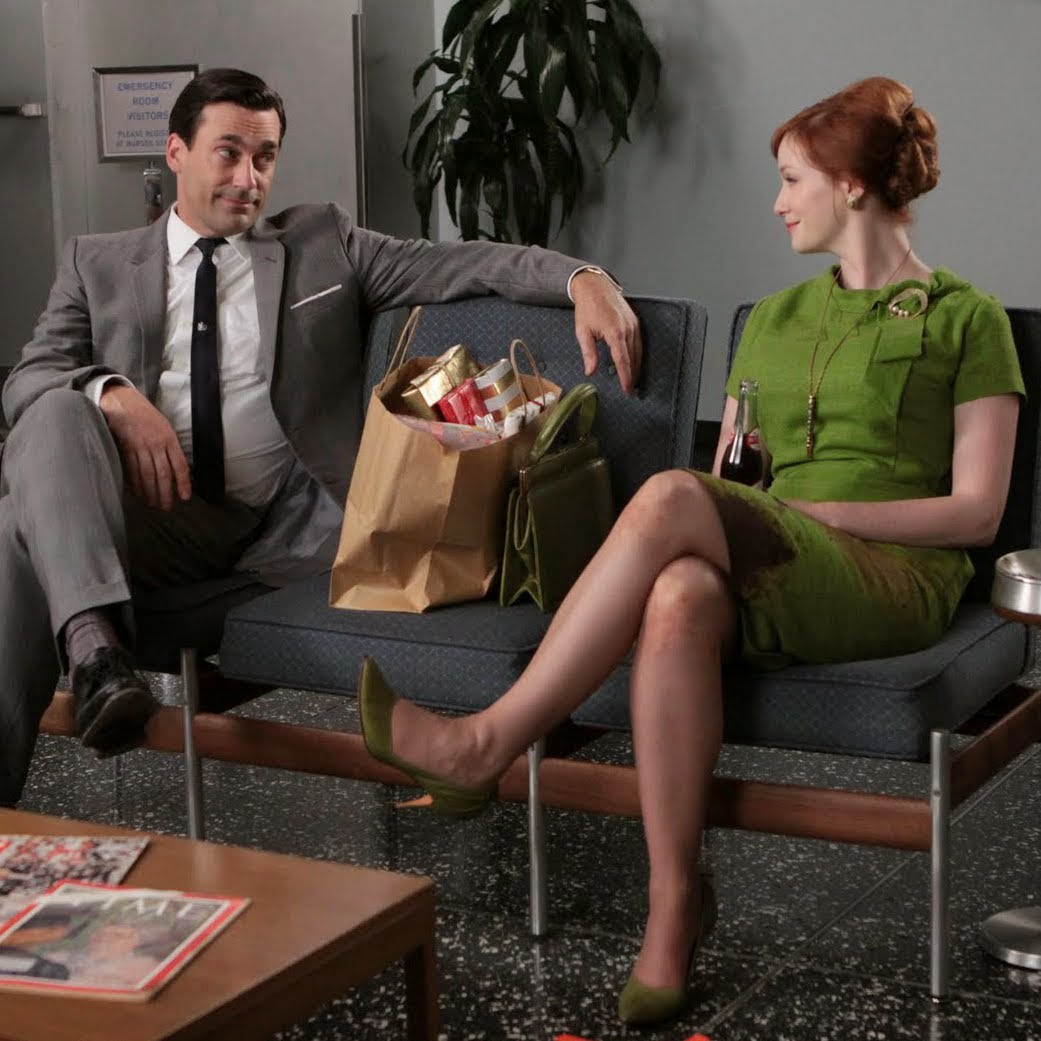 Mad Men On Hbo Would Have Been A Lot More Naked We Totally Missed Out
