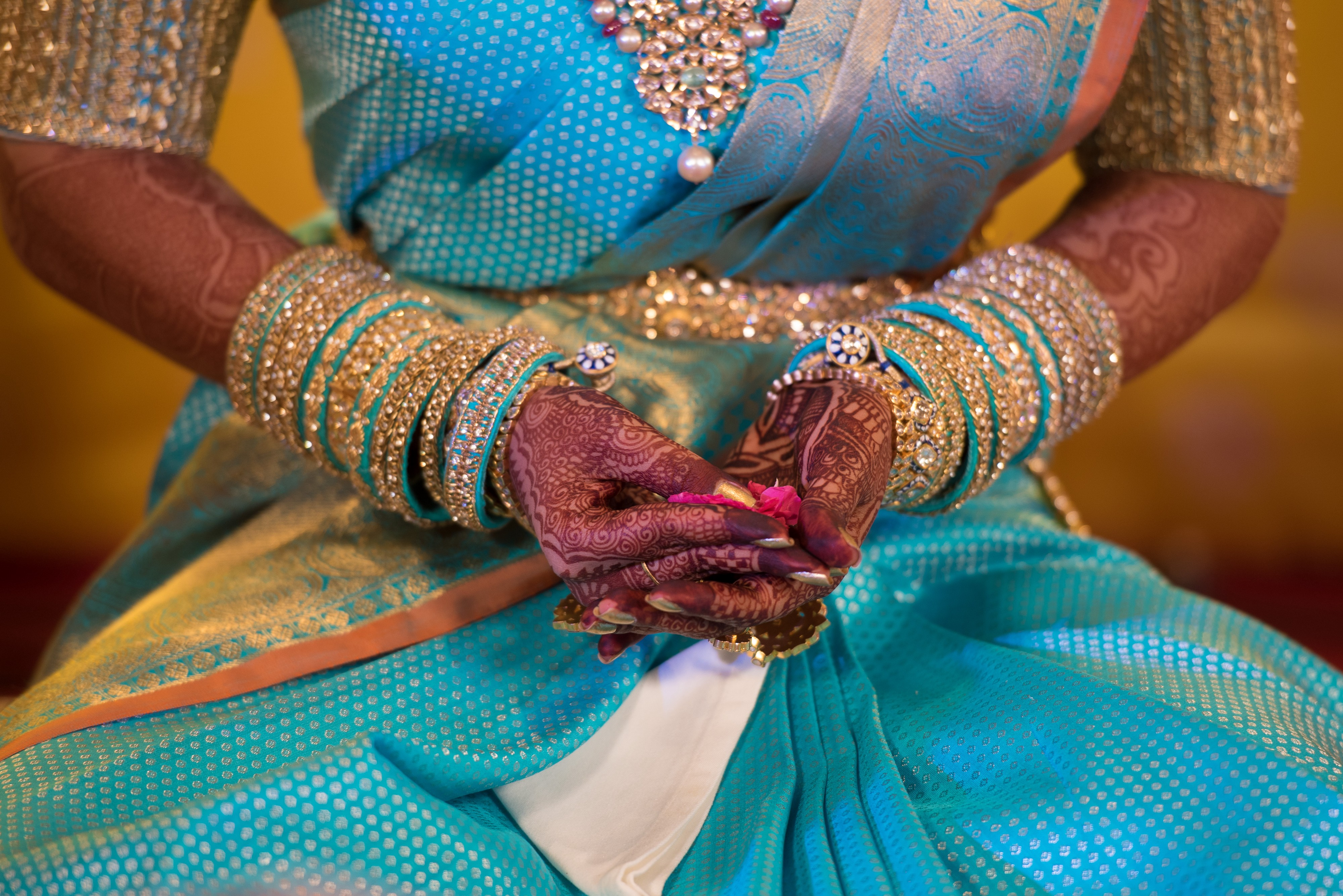 The re(making) of an ancient South Indian Wedding - Ridhima