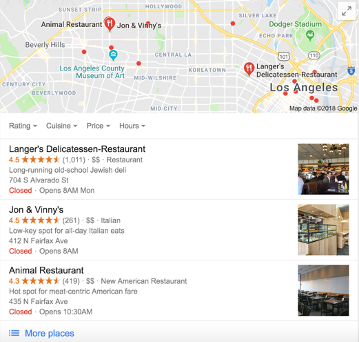 How to Optimize Your Business's Google Maps and Search Listings Dodger Stadium Google Maps on