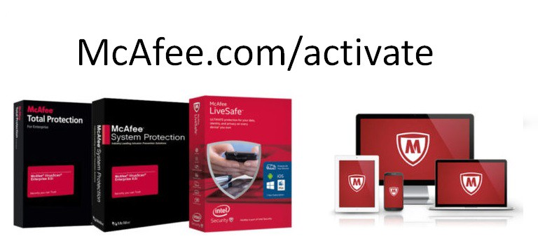 How to Download and install McAfee LiveSafe — McAfee com