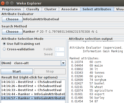 Tutorial: Document Classification using WEKA - Karim Ouda