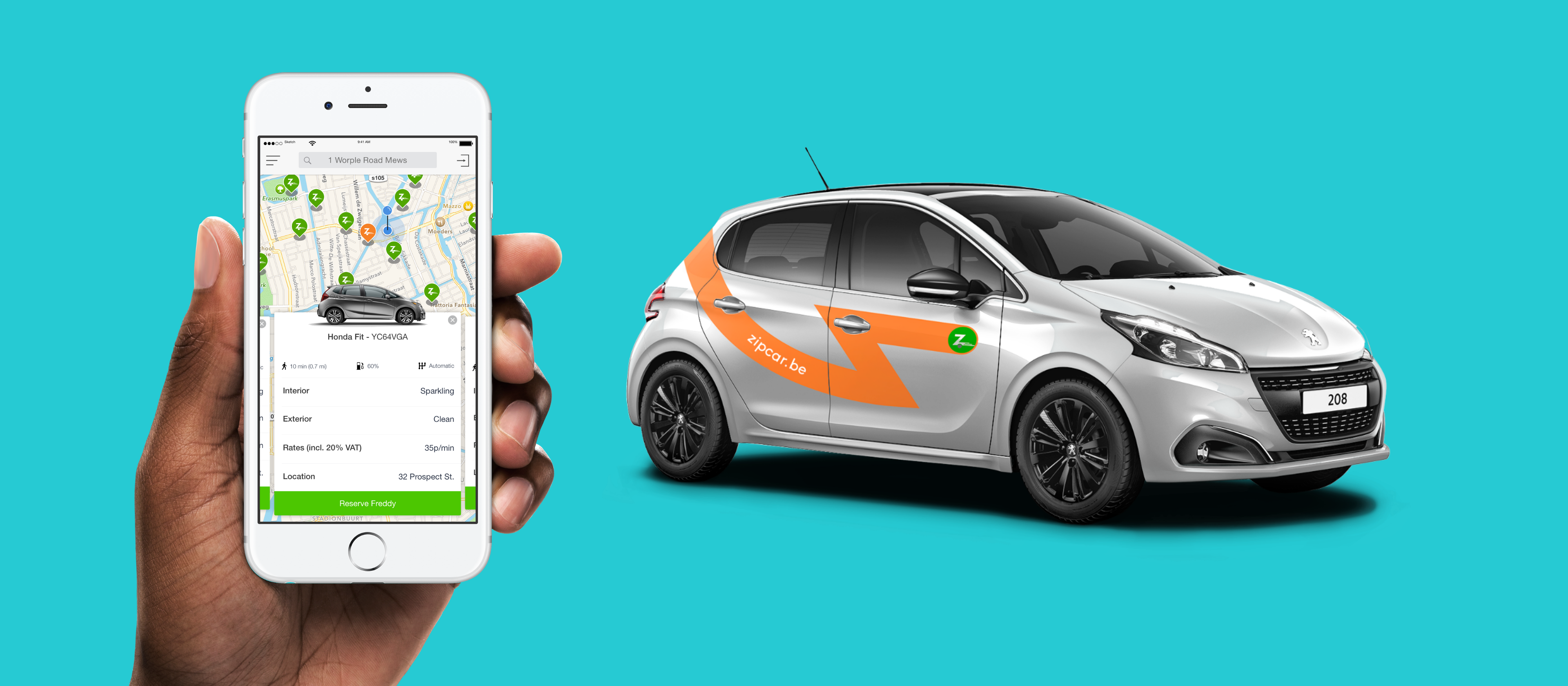 How We Launched Free Floating For Zipcar Robert Surpateanu Medium