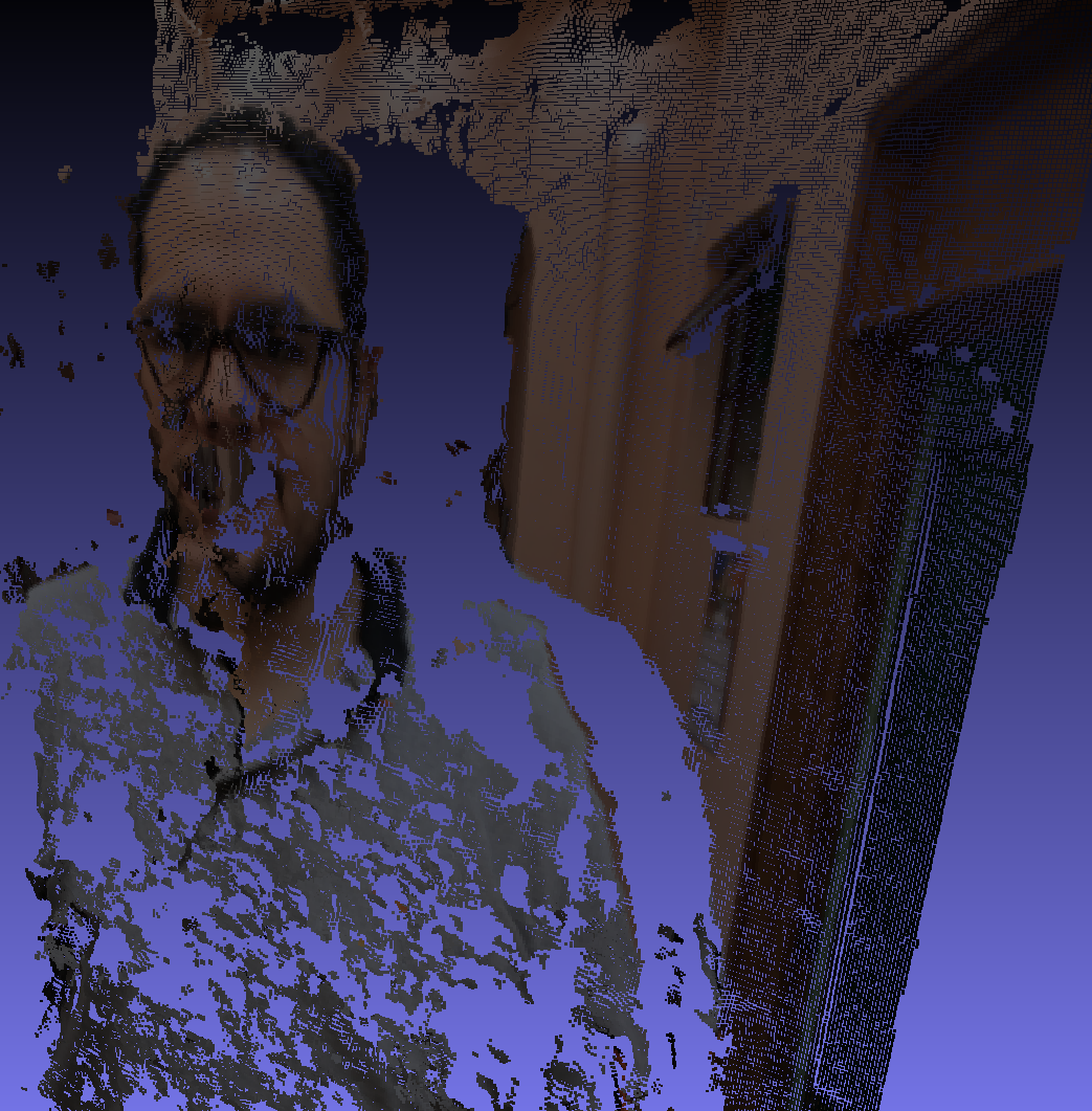 Tutorial: Stereo 3D reconstruction with OpenCV using an